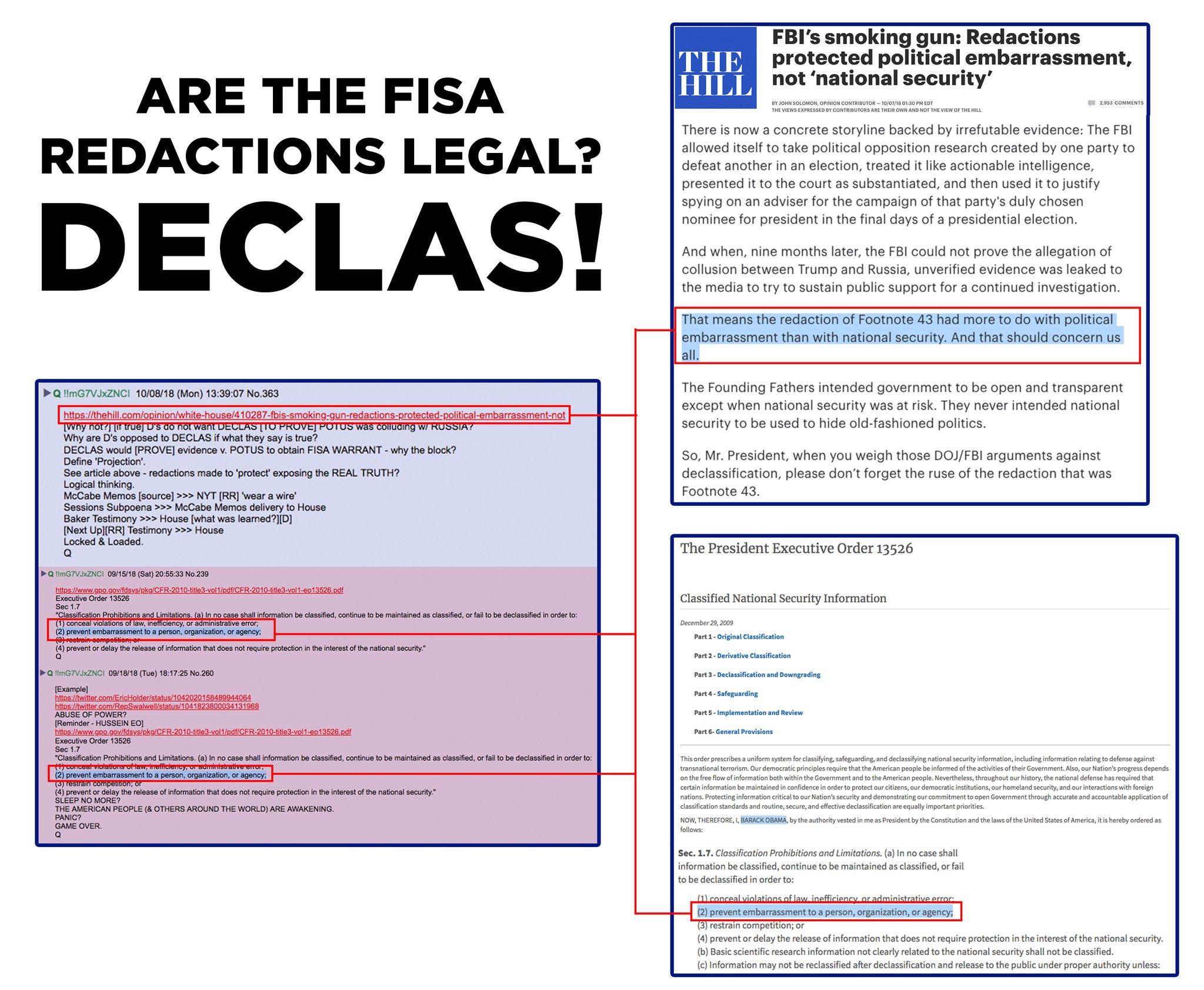 DECLAS FISA docs