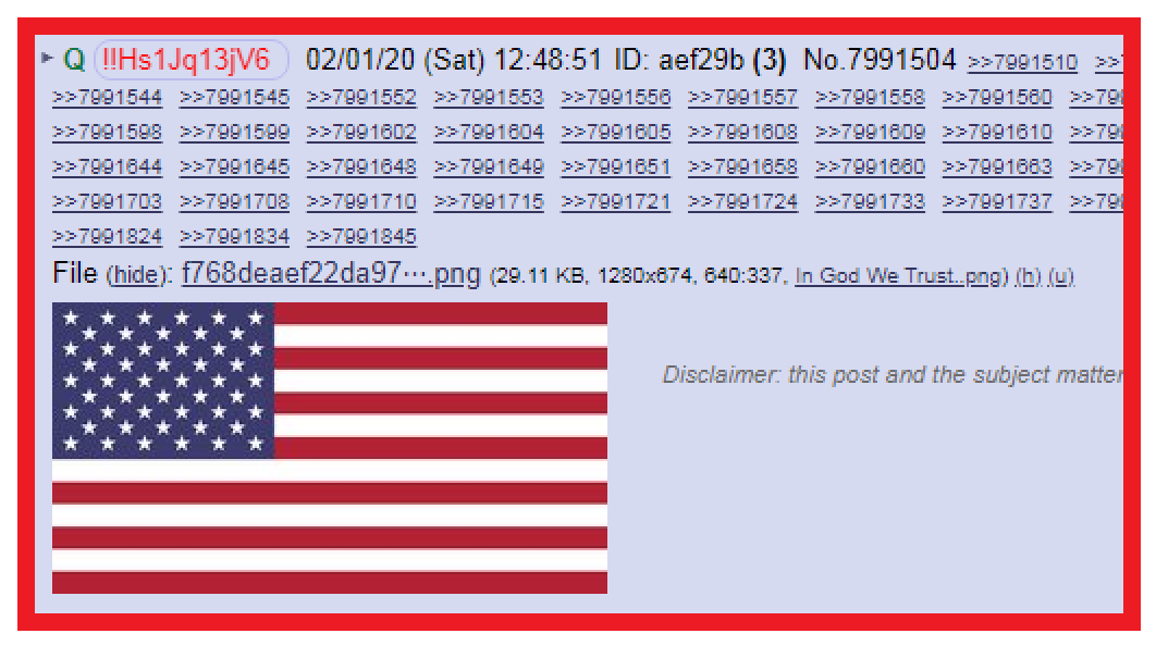 "PART 3 - CONTINUED: America Warned Is Unprepared For Q & Trump's Cataclysmic Destruction Of ""Deep State"" 34cd705a6b94c9e46f8a23b540aeaffff22fd47de536835db3e576fd42590747"
