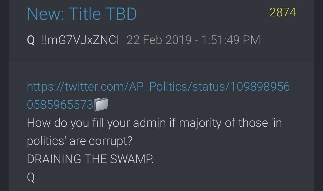 """PART 2 - CONTINUED: America Warned Is Unprepared For Q & Trump's Cataclysmic Destruction Of """"Deep State"""" 510ed940832b32778a023d58f8c41fa5d50da48d7c4e710ab54e517aae94e3f8"""