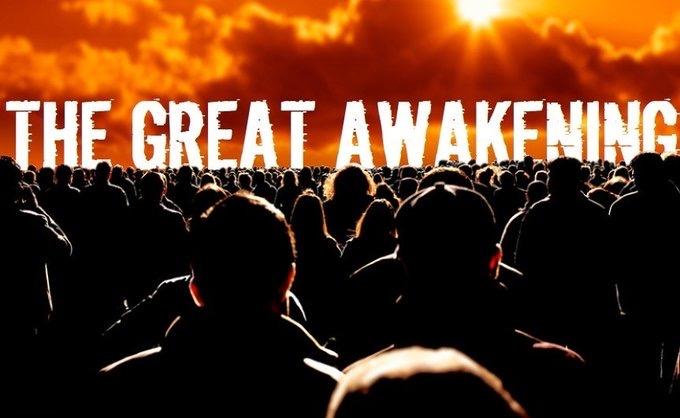 QAnon 8 Maggio 2020 - The Great Awakening