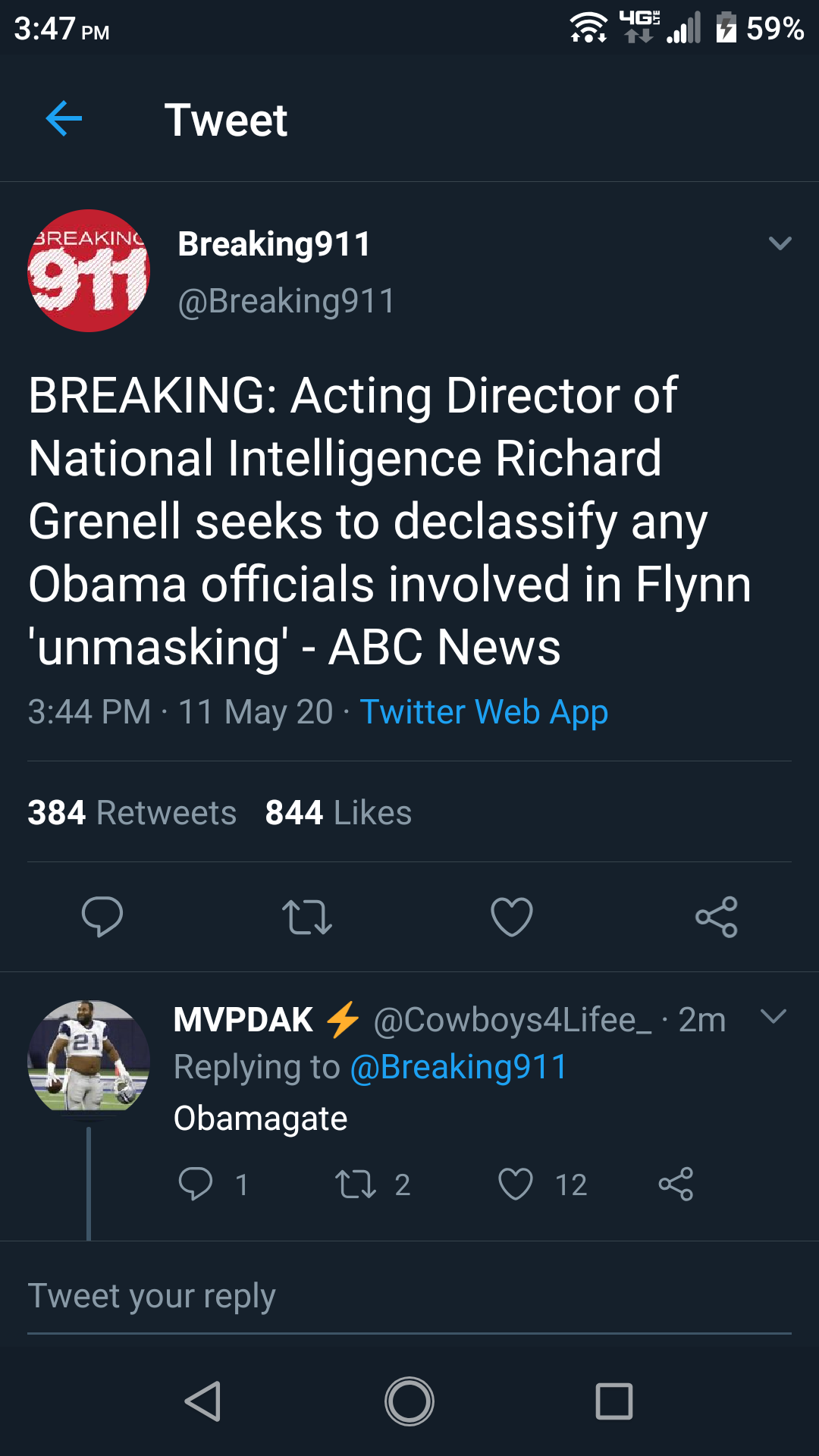QAnon 12 May 2020 - Another leaker