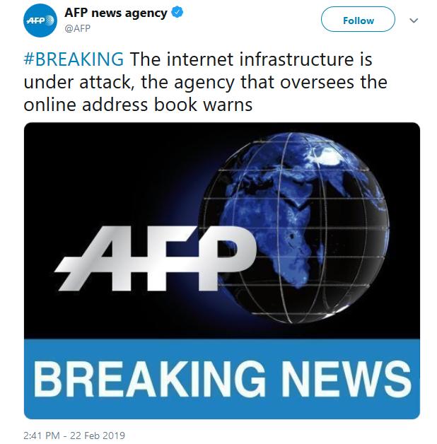 Attack Internet