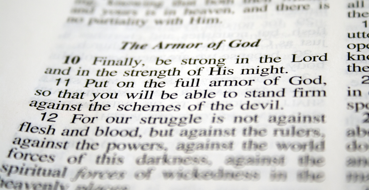 QAnon 8 April 2020 - Armor Of God