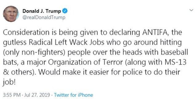 QAnon 30 May 2020 - Terrorists