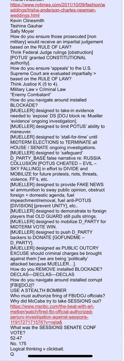"""PART 2 - CONTINUED: America Warned Is Unprepared For Q & Trump's Cataclysmic Destruction Of """"Deep State"""" - Page 24 D19a197d71a474bd5d8a79c7c0ac0a928ece13976a4b70395e76d0580a081cbd"""