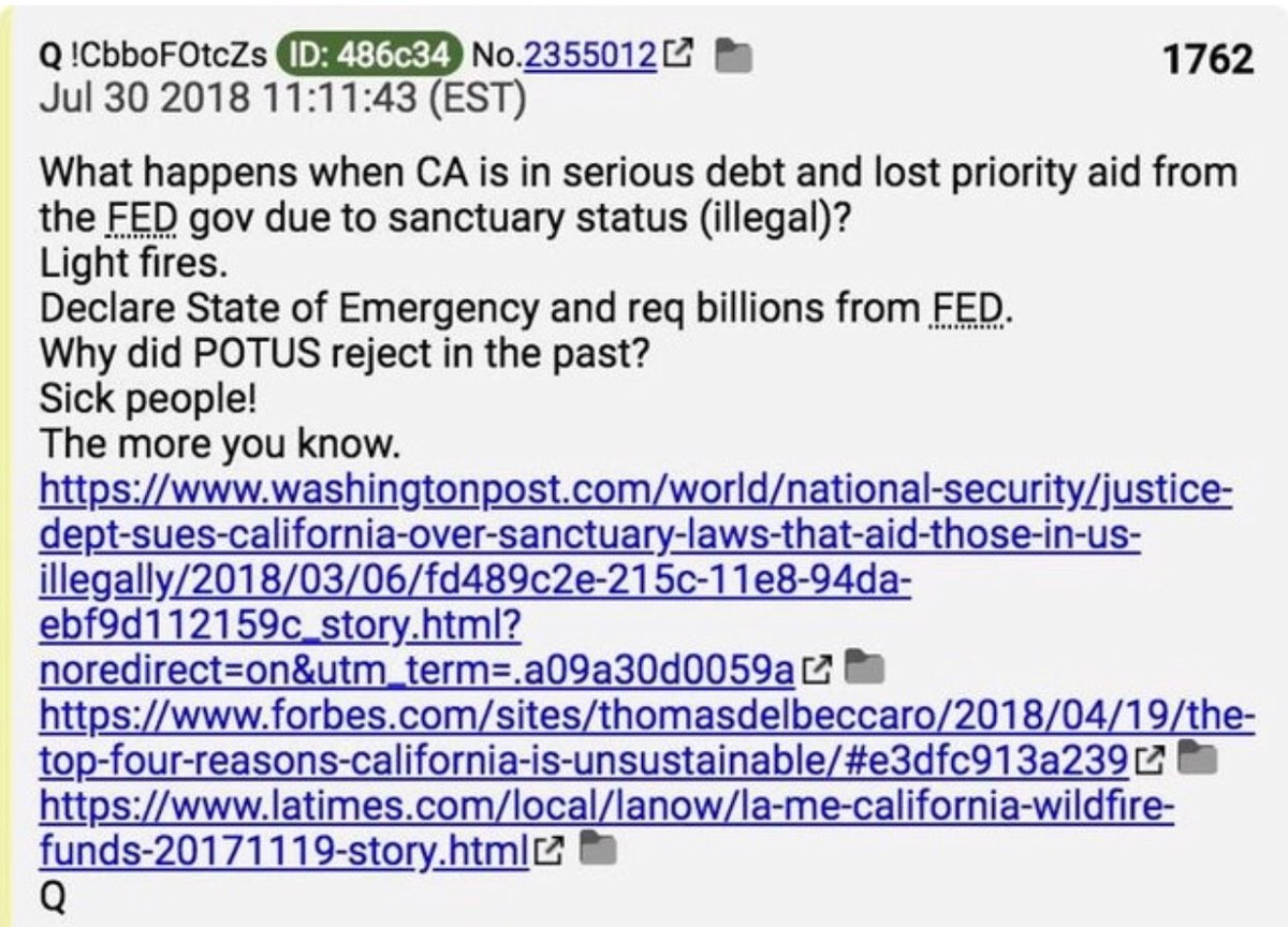 """PART 2 - CONTINUED: America Warned Is Unprepared For Q & Trump's Cataclysmic Destruction Of """"Deep State"""" - Page 22 D7e499d96193747085f3921ad7bcfdb2e0c987ef75eb4fa139569ba358dcf603"""