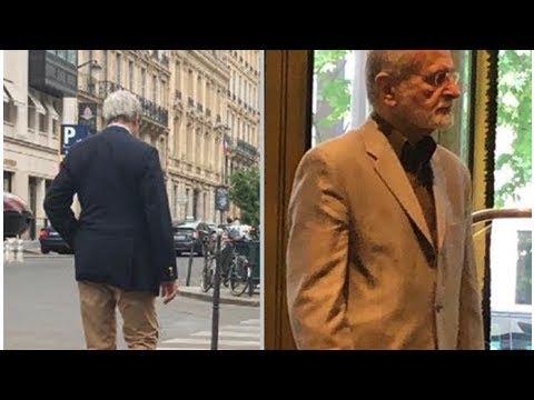 QAnon 24 May 2020 - Left: John Kerry Right: Kamal Kharazi